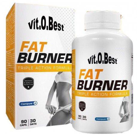 VIT.O.BEST FAT BURNER PLUS 90 CAPS