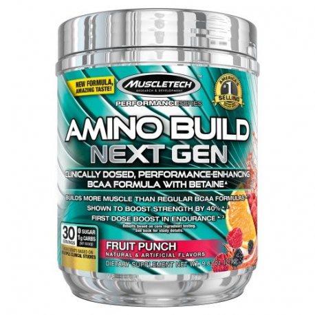 MUSCLETECH AMINO BUILD NEXT GEN 30 SERV.