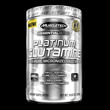 MUSCLETECH PLATINUM MICRONIZED GLUTAMINE 300 G