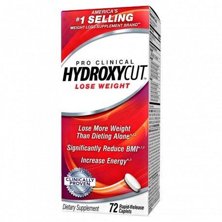 MUSCLETECH HYDROXYCUT PRO CLININAL 72 CAPS