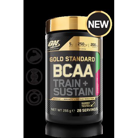 OPTIMUM NUTRITION BCAA TRAIN & SUSTAIN 266 G