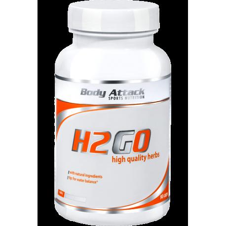 BODY ATTACK H2GO 150 CAPS.