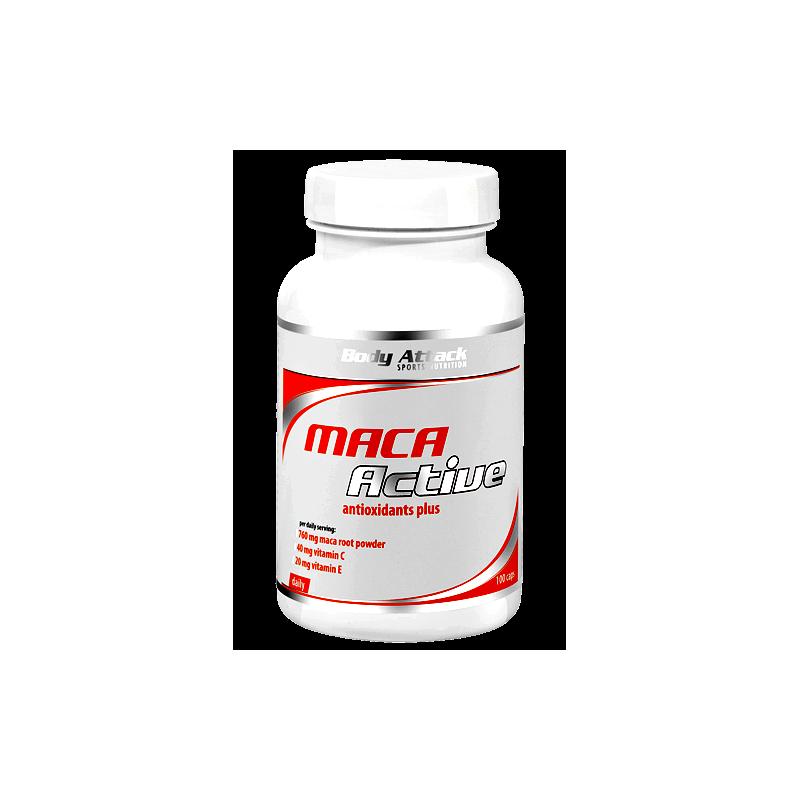 body-attack-maca-active-100-caps 10 consejos para no retener líquidos