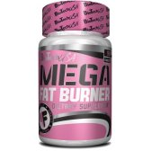BIOTECH USA MEGA FAT BURNER 90 Tabs.