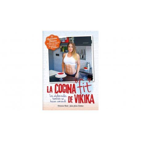"""LIBRO LA COCINA """"FIT"""" DE VIKIKA"""