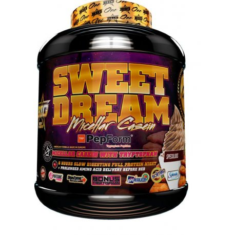 BIG SWEETDREAM MICELLAR CASEIN 1KG