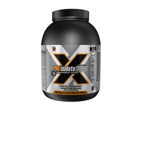 GOLD NUTRITION PRO ISOLATE 2KG.