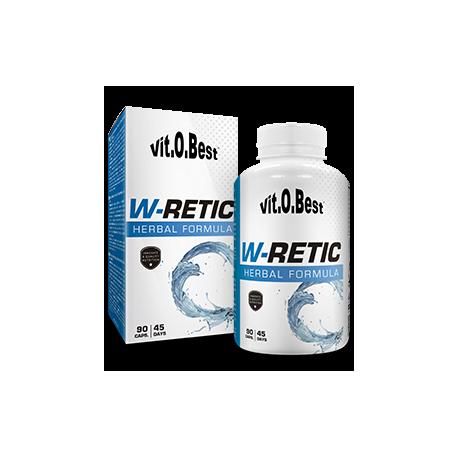 VIT.O.BEST W-RETIC DIURETICO 90CAPS