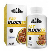 VIT.O.BEST FAT BLOCKER 90 CAPS.