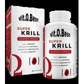 VIT.O.BEST SUPER KRILL 60 PERLAS