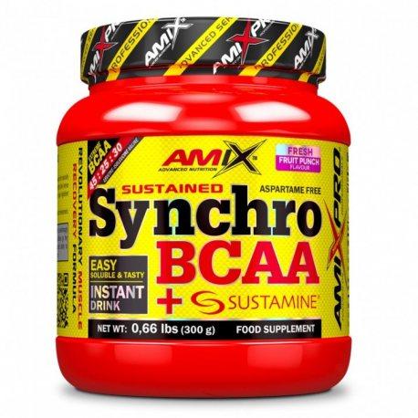 AMIX PRO SERIES SYNCHRO BCAA SUSTAMINE 300G