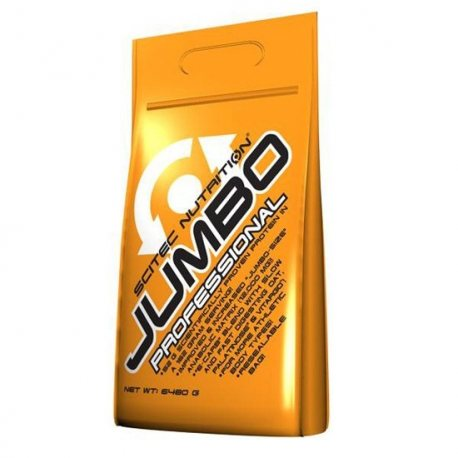 SCITEC NUTRITION JUMBO PROFESSIONAL - 6480 G