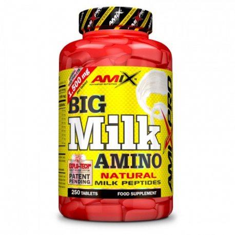 AMIX PRO SERIES BIG MILK AMINO 250 TABS