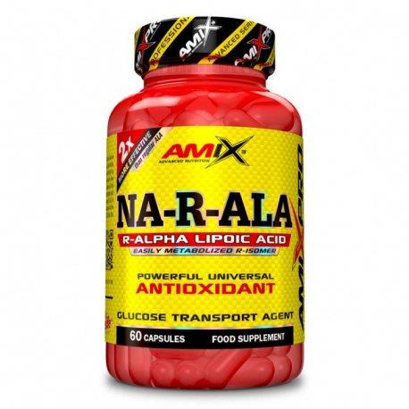 AMIX PRO SERIES NA-R-ALA 60 CAPS.