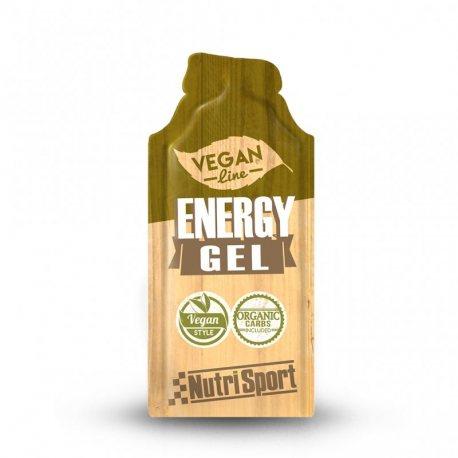 NUTRISPORT VEGAN ENERGY GEL 40G