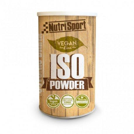 NUTRISPORT VEGAN ISO POWDER 490G