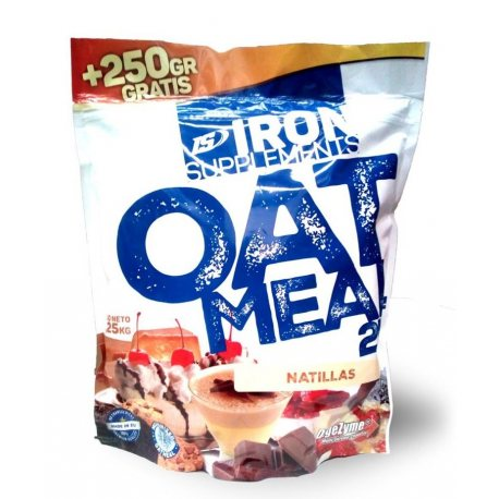 IRON SUPPLEMENTS BAG OAT MEAL 2250G