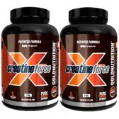 GOLD NUTRITION PACK 2X CREATINE FORCE 280 G