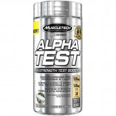 MUSCLETECH ALPHA TEST 120 CAPS PRO SERIES