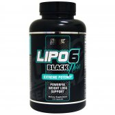 LIPO-6 BLACK HERS EXTREME POTENCY 120 LIQUID CAPS