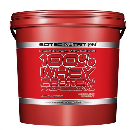 SCITEC NUTRITION 100% WHEY PROTEIN PROFESSIONAL 5KG