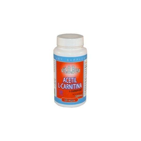 acetil-l-carnitina-500mg-aminoacidos L-Carnitina, convierte tu grasa en energía.
