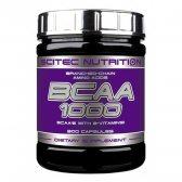 SCITEC NUTRITION BCAA 1000 300 CAPS CAD: 06/2017