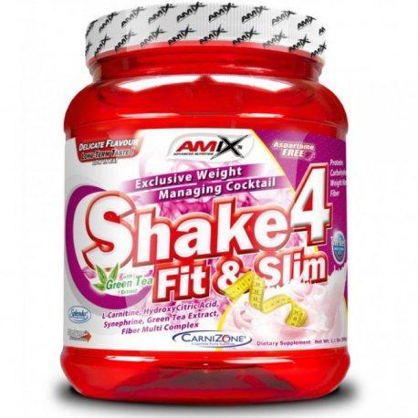 AMIX SHAKE4 FIT & SLIM 1 KG