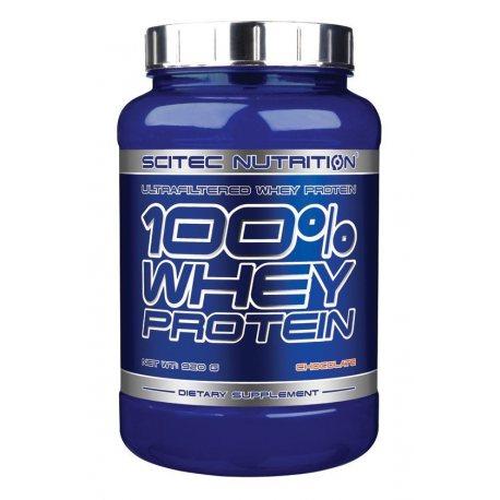 scitec-100-whey-protein-920g-proteina-concentrado-suero RECETAS CON PROTEÍNAS EN POLVO