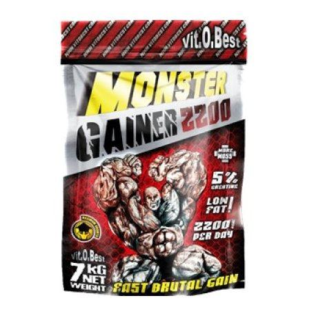 VIT.O.BEST MONSTER GAINER 2200 3KG
