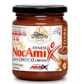 AMIX MR POPPER'S NOCAMIX DARK CHOCO CREAM 275G