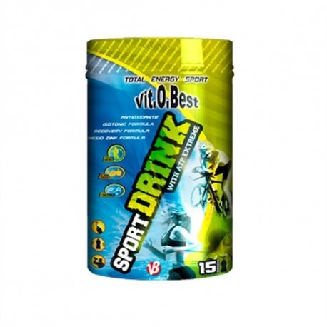VIT.O.BEST SPORT DRINK + ATP EXTREME 750G