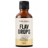 BODY ATTACK FLAV DROPS 50 ML