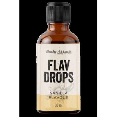 BODY ATTACK FLAV DROPS 50 ML