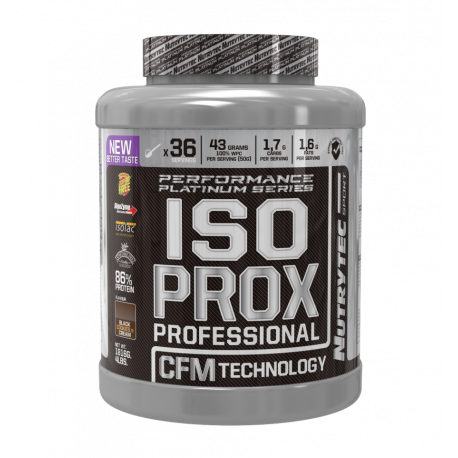 NUTRYTEC ISO PROX PROFESSIONAL 4 LB