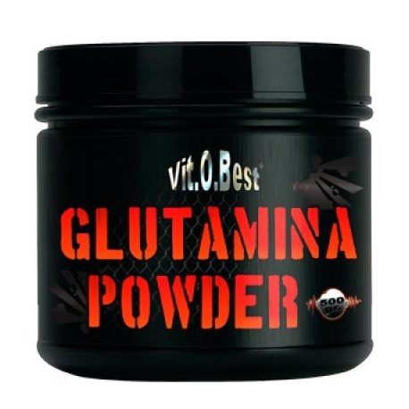 VIT.O.BEST GLUTAMINA POWDER 500G