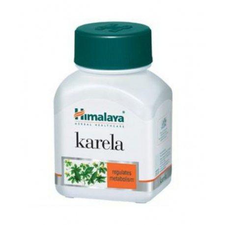 HIMALAYA KARELA 60 CAPS.