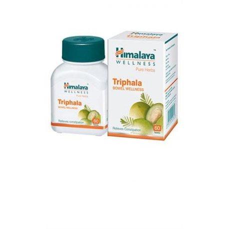 HIMALAYA TRIPHALA BOWEL WELLNESS 60 CAPS.
