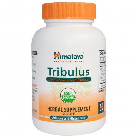 HIMALAYA TRIBULUS MEN'S WELLNESS 60 CAPS.