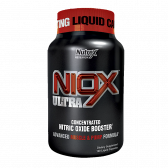 NUTREX NIOX ULTRA 120 LIQUID CAPS.