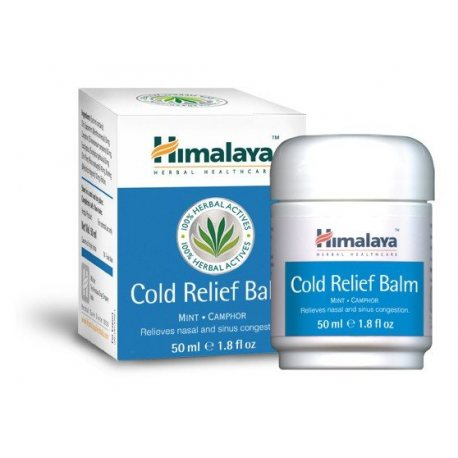 HIMALAYA COLD RELIEF BALM 50ML