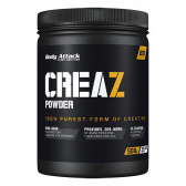 BODY ATTACK CREAZ 500G.