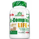GREENDAY B-COMPLEX LIFE + 60 CAPS.