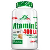 GREENDAY VITAMIN E 400 I.U. 200 CAPS