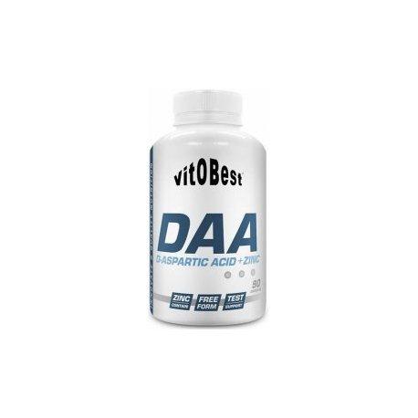 VITOBEST DAA D-ASPARTIC ACID 90 CAPS