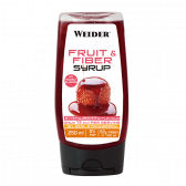 WEIDER FRUIT AND FIBER SYRUP FRESA 250 ML.