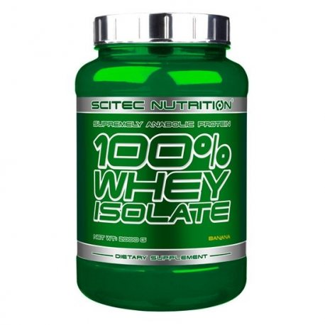SCITEC NUTRITION WHEY 100% ISOLATE 2000G