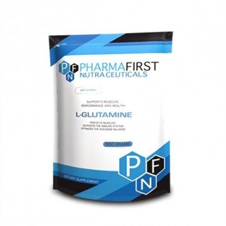 PHARMAFIRST L-GLUTAMINE 500GR