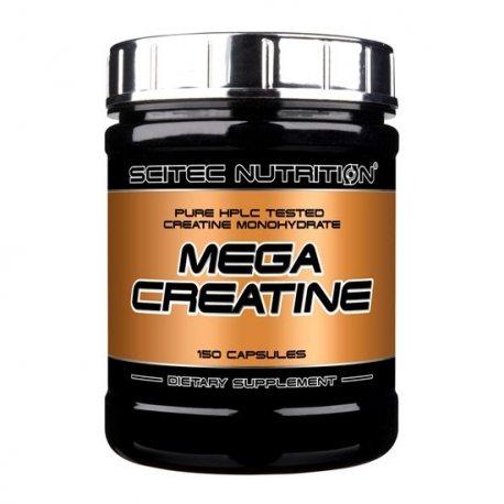 SCITEC NUTRITION MEGA CREATINA 150CAPS