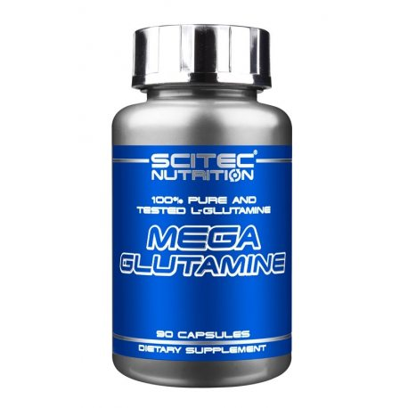 SCITEC NUTRITION MEGA GLUTAMINA 90 CAPS